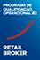 Programa de qualificação operacional B3 - Retail Broker