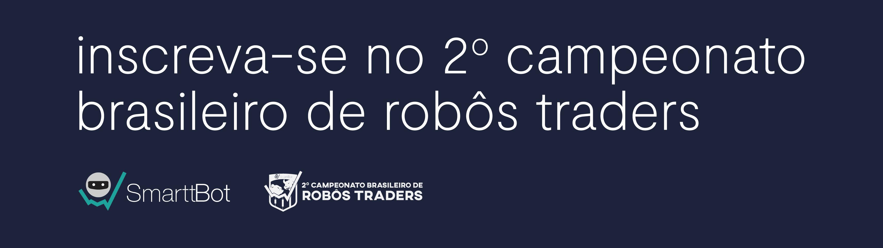 robô trader xp